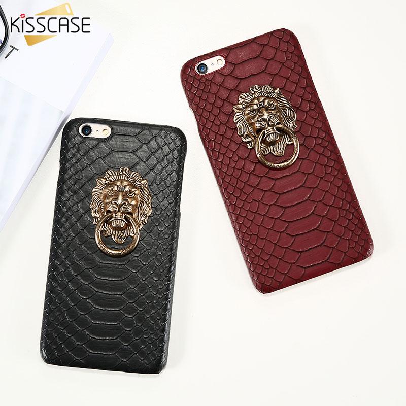 KISSCASE pro iPhone X 7 8 Plus kryt Sexy Snake Skin Pouzdro na - Příslušenství a náhradní díly pro mobilní telefony