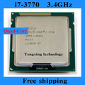 Core i7 3770 3.4GHz 8M SR0PK Quad Core Eight threads desktop processors Computer CPU Socket LGA 1155 pin