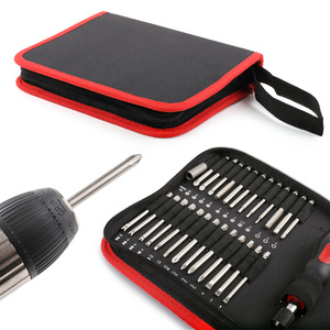 Image 5 - Julaihandsome 55PC Extra Long Bits Set S2 Screwdriver with Magnetic 75mm Length Tool Bag Packing