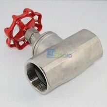 2 » глобус клапан нержавеющая сталь SS 316 CF8M сверхмощные