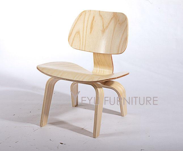Lage Lounge Stoel.Minimalist Modern Design Living Room Plywood Low Lounge Chair