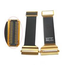 Материнская плата совместима с гибким шлейфом для SAMSUNG D888 D880 B5702 S3500 S569 F299 E250D C3050 E1270 ЖК-дисплей соединительный кабель