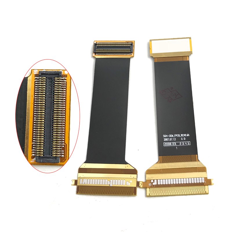 Main Board Motherboard Compatible Flex For SAMSUNG D888 D880 B5702 S3500 S569 F299 E250D C3050 E1270 Lcd Display Connector Cable