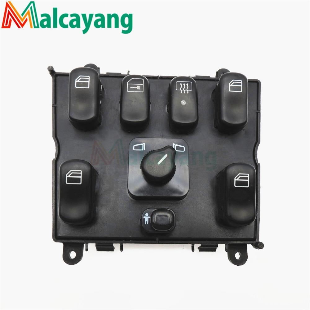 Schalter für Fensterheber für mercedes ml w163 ml320 1998-2002 1998 1999