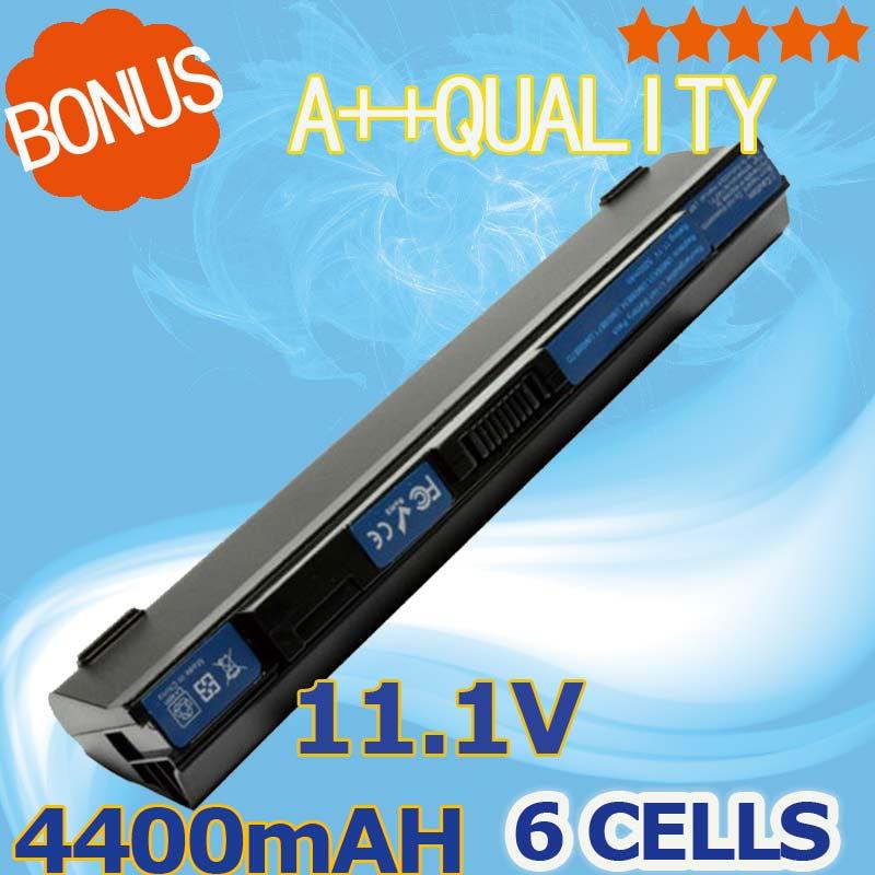 4400mah סוללה עבור Acer לשאוף אחד UM09A31 UM09A41 - אביזרים למחשב נייד