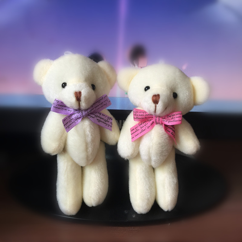 2019 New Style Wedding Bouquet Gift Doll Little Cat 8cm Plush Stuffed Toy Keychain Doll Gift Toy Bag Pendant Toy Colour Random Complete In Specifications Stuffed & Plush Animals Toys & Hobbies