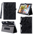 PU Leather Case Flip Stand Cover for Lenovo Tab 2 X30F A10-30F A10-70F A10-30 Tablet Protective Skin Case with Hand Strap Holder