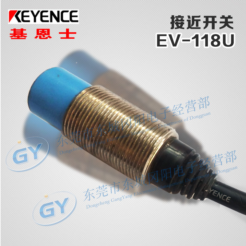 Sold authentic original KEYENCE inductive proximity switch KEYENCE - EV - 118 - uSold authentic original KEYENCE inductive proximity switch KEYENCE - EV - 118 - u