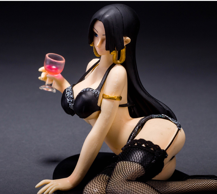 11cm 2 Styles One Piece Pop Boa Hankokku Boa Hancock Sexy Bikini Lingerie Toys Pvc Anime Brinquedos Action Figure In Action Toy Figures From Toys