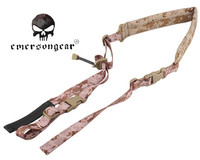 EMERSON Tactical Military Quick Adjust Padded 2 Point Sling For Airsoft Gun Army Gear Paintball Gun