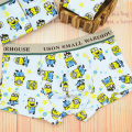 boys Panties briefs 2017 kids underwear boxers Minions dinosaur animal cotton designer baby underpants for male panties children