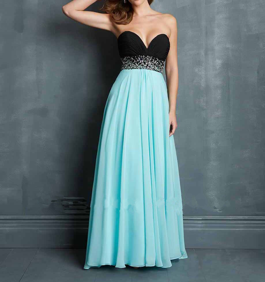 Real Photos robe demoiselle d'honneur Fabric Beading Handwork And Pleat Prom gown Long Free Shipping   bridesmaid     dresses