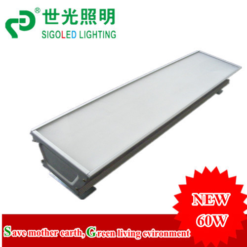 ФОТО Whole price-2FT 0.6m 60W Tri-proof light ,high bay light, factory lamp , Moisture and dust- proof, 4800-5400lm