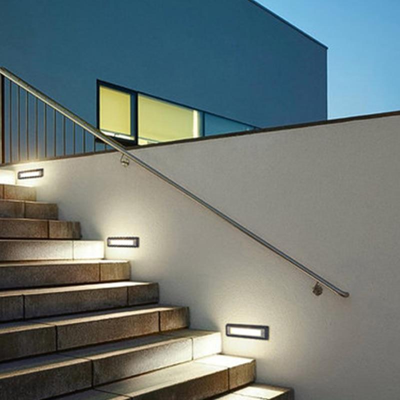 In Juicy Modern Stair Step Light Outdoor Buried Light Waterproof