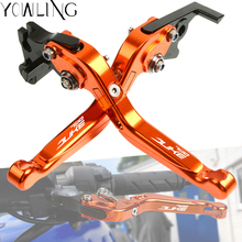 Motorcycle Brake lever Handle For KTM 790 DUKE 2018 2019 Aluminum Adjustable Foldable Extendable Clutch Brake Lever 790DUKE LOGO for ktm 790 duke 790duke 2018 motorcycle brake clutch levers adjustable folding extendable brake lever motor accessories parts