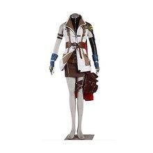 Final Fantasy XIII Relámpago Cosplay Traje de Adultos Por Encargo de Halloween Carnaval Traje de Cosplay