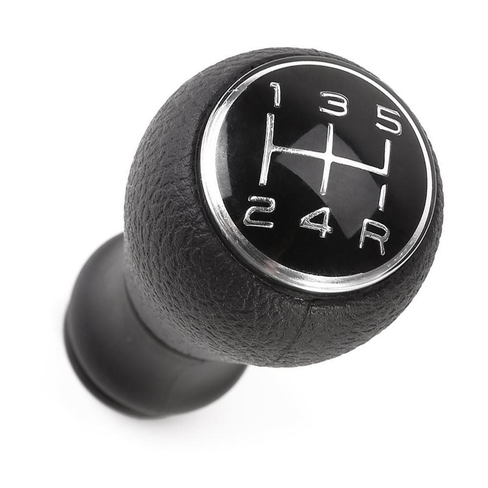 Keenso Car 5 Speed Gear Stick Shift Lever Knob Head for 207 Citroen Saxo Xsara Xantia C2 C3 C4 Gear Shift Knob