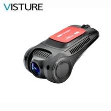 5 pcs / lot Car DVR Sony IMX322 Sensor Dashcam Novatek 96655 WiFi Night Vision 1080P Dash Camera Video Recorder VISTURE RS301