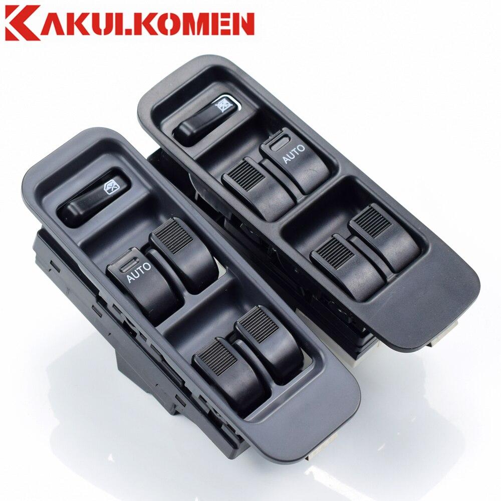 97212-84820 87716-84820 87713-84820 Power Master Window Switch Button Panel para Toyota Avanza Cami Duet Daihatsu Terios Serion
