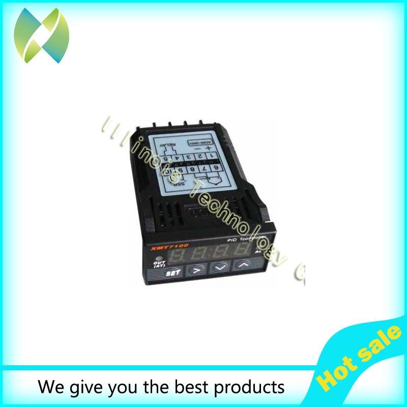 XMT7100 Temperature Controller for XULI X6-1880 / X6-2000 / X6-2600 / X6-3200 Eco Solvent Printers genuine shanghai yatai xmt 3000 xmtg 3412 xmtg 3412 n temperature controller