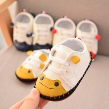 Toddler Shoes Sewing-Bag Rubber-Sole First-Walkers Spring Baby-Boys-Girls New Small Autumn