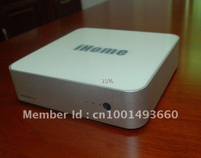 home theatre system Japan tv hd(720p) net media player ihome ip900 hd pvr for japan live tv hd dvd
