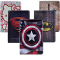 Fashion Painted pu Leather Tablet cover for Samsung Tab S2  flip Stand case for Samsung Galaxy Tab S2 8.0 SM-T710 T715 cover