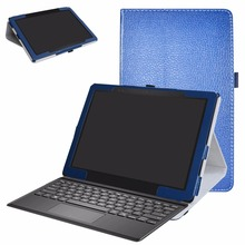 High Quality Case For 12.3″ Dell Latitude 5285 Tablet PU Leather Folding Stand 2in1 Cover