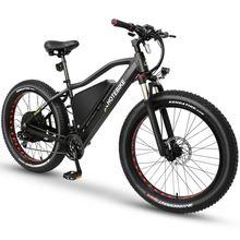 26*4.0 inch fat tire electric bike 60V 2000W motor max speed 55km/h beach