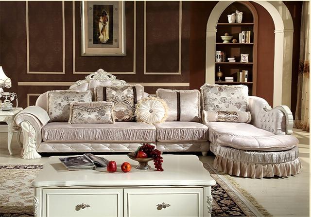U-BEST Simple European style sofa corner detachable large-sized apartment living room sofa brand sofa