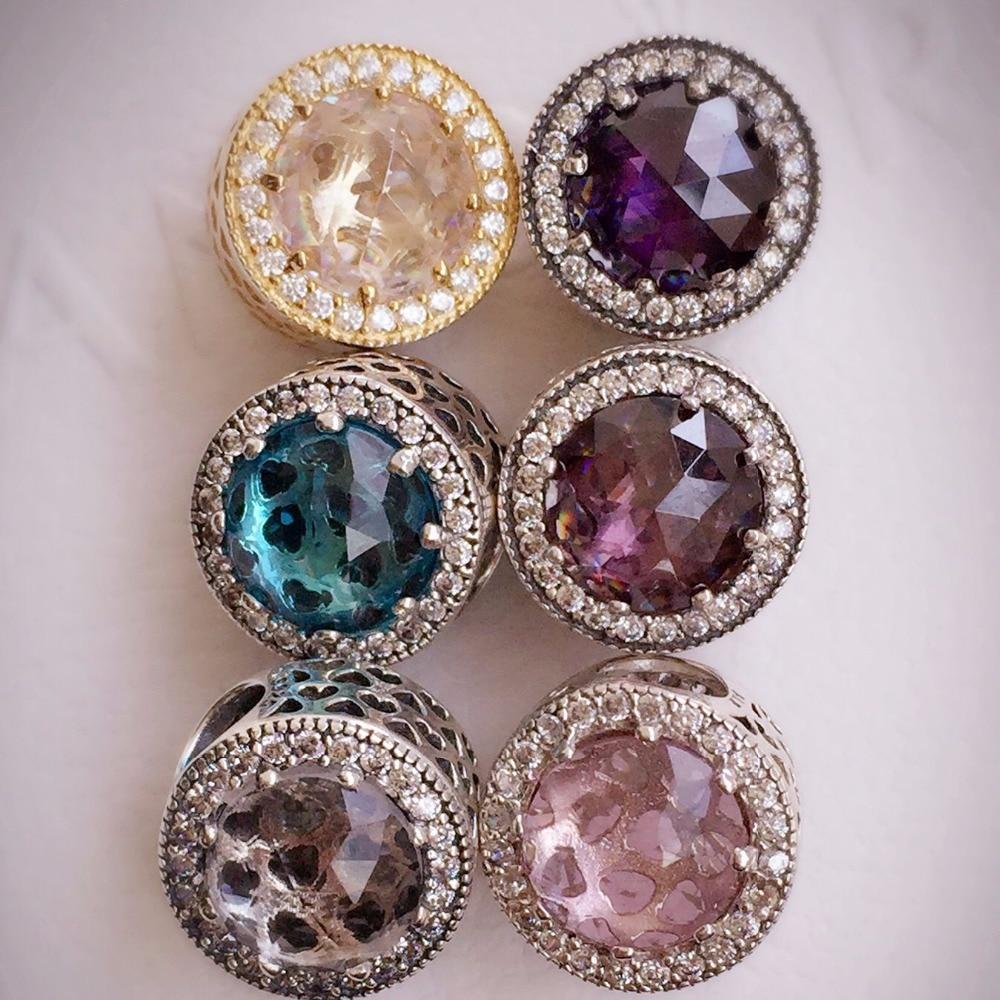 Original Beads: Aliexpress.com : Buy Radiant Hearts Original Crystal Charm