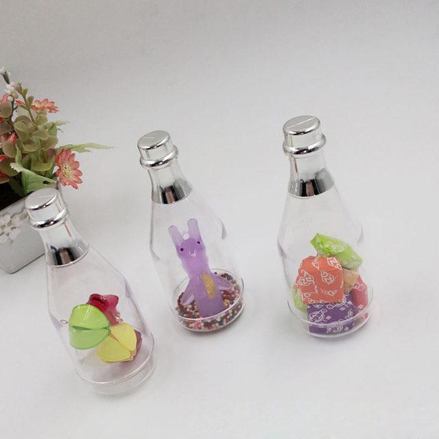 Online Shop 600pcs/lot Creative European Small Champagne Bottle ...