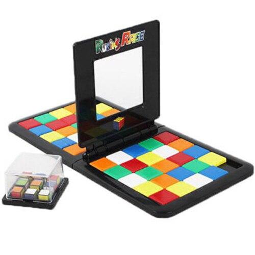 2018 nueva raza juego actividad entre padres e hijos último estrategia rompecabezas Funny Family Party cubos mágicos juguetes rompecabezas Cubo magico