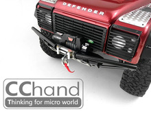 RC Parts crawler car alloy front Bumper Beam For 1/10 TRAXXAS trx-4