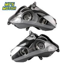 цена на For 12-14 Kawasaki Ninja ZX-14R ZX14R Motorcycle Front Headlight Head Light Lamp Headlamp Assembly 2012 2013 2014