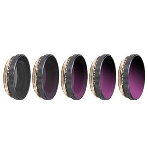 Image 5 - Filtre de poche OSMO ND4PL ND8PL ND16PL ND32PL ND64PL filtre de lentille pour caméra à cardan de poche DJI Osmo