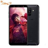 New Samsung Galaxy A9 Sta r lite A6050 Mobile Phone 6.04GB RAM 64GB ROM Android 8.0 Dual Rear Camera Fingerprint Phone original