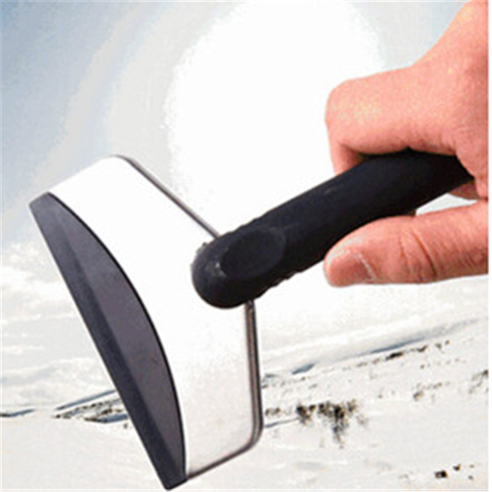 Mini Stainless Car Ice Snow Shovel Removal Cleaner Auto Vehicle Tool Car Ice Scraper Snow Remove Tool