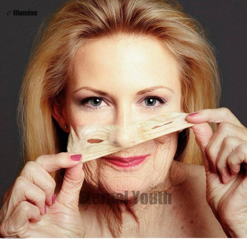 2 pcs Boto x elevador endurecimento soro Facial ácido Argireline poderoso Anti rugas Anti envelhecimento rosto cuidados com a pele