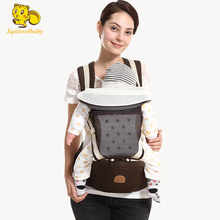 2017 Best Selling Cotton Kangaroo Baby Carrier Hipseat Front Baby Sling Mochila Portabebe Baby Canguru Hip Seat Portabebe chicco