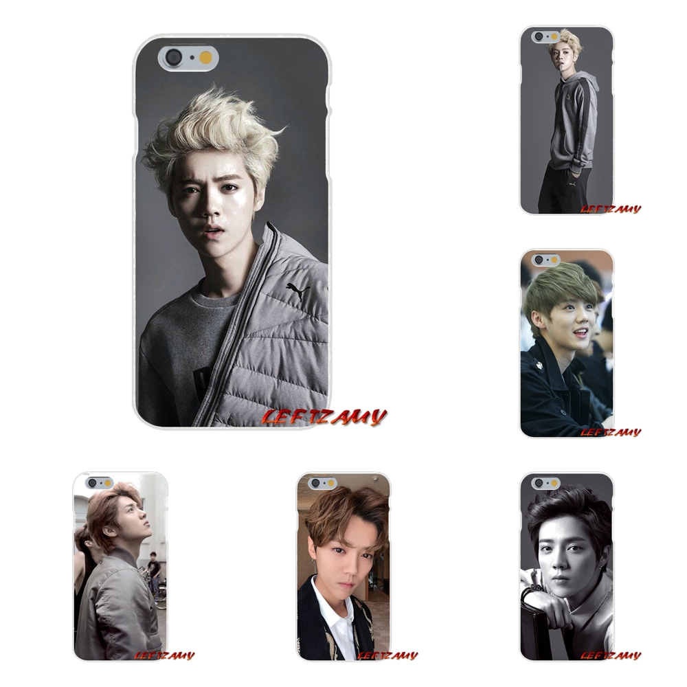Korea Team KPOP <font><b>exo</b></font> luhan Clear Slim Silicone <font><b>phone</b></font> <font><b>Case</b></font> For Samsung Galaxy A3 A5 A7 J1 J2 J3 J5 J7 2015 2016 2017