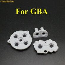 5 20 ensembles de remplacement pour Nintendo Gameboy Advance GBA jeux Console en caoutchouc coussin conducteur tampons en silicone