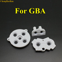 5 20 zestawów zamiennik dla gameboy nintendo Advance GBA konsola do gier gumowe podkładki przewodzące podkładki silikonowe