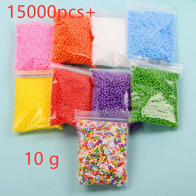 0c28f24cdb Hot Sale] TOFOCO 500ml/Bottle DIY Snow Mud Particles Accessories ...