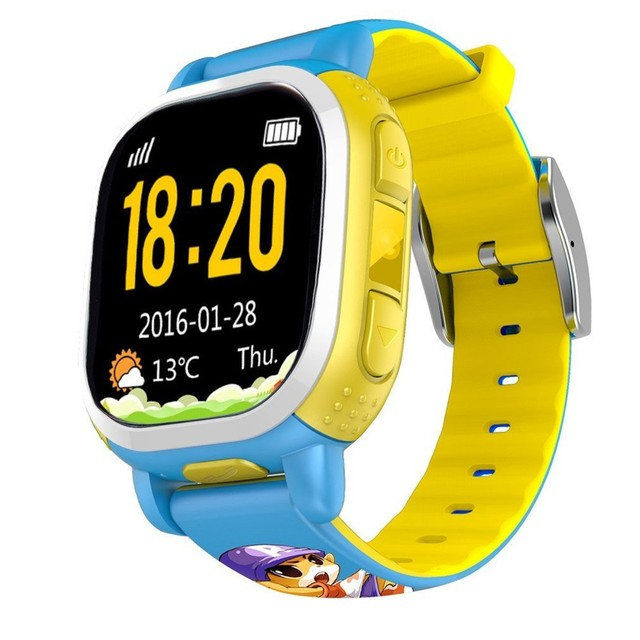 Tencent QQ Watch qqwatch Kids Smart Watch phone GPS Tracker Wifi Locating GSM Camera Remote Locating Security SOS Alarm Antilost