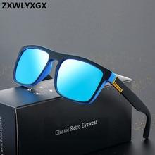 Fashion Guy's Sun Glasses Polarized Sunglasses Men Classic Retro Cheap Luxury Brand Designer Mirror Sunglass Oculos De Sol
