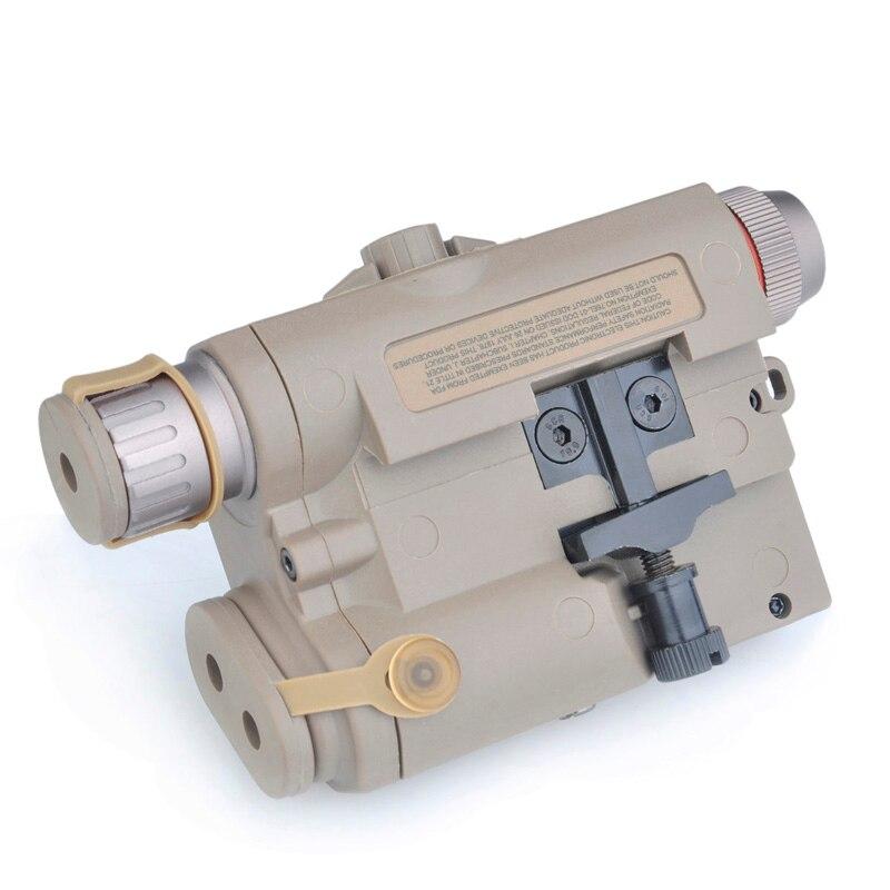 Element Airsoft LA-5 Red Laser IR լազերային LED - Որս - Լուսանկար 4