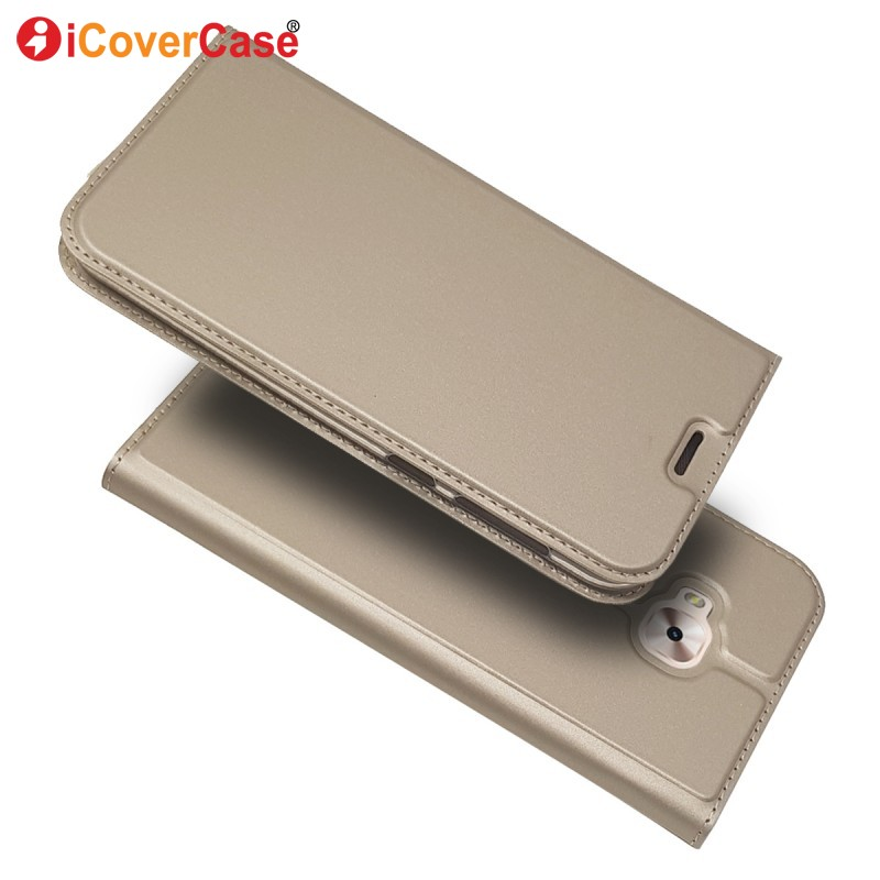 For Asus Zenfone 4 Selfie ZD553KL Case Cover Fundas Coque Capa Carcasas Flip Luxury Leather Book Wallet Phone Cases Bag Acessory ...
