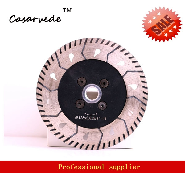DC-FM5 With Arbor M14 Diamond Grinding Disc And Cutting Wheels For Stone