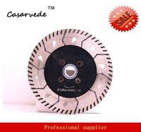 DC FM5 with arbor M14 diamond grinding disc and cutting wheels for stone